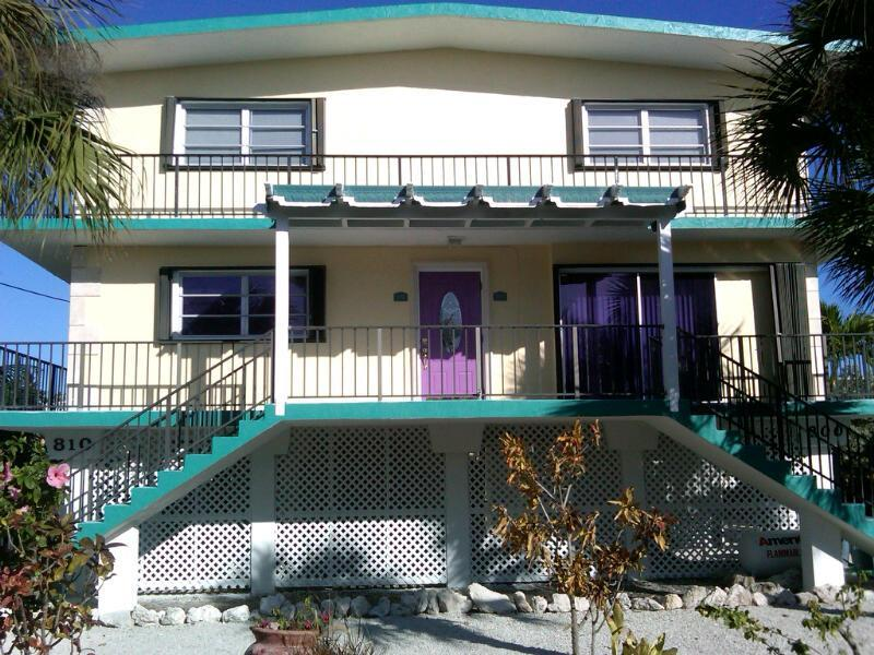 New Paint for a Tropical Look ! - Key Colony Beach Waterfront Duplex 3 bedrooms+Pool - Key Colony Beach - rentals