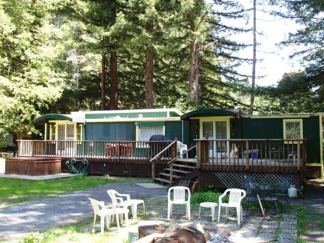 MAYS CANYON RETREAT - Image 1 - Guerneville - rentals