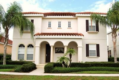 frontresize - Luxurious 5 Bedroom Villa Loaded w/Amenities - Kissimmee - rentals