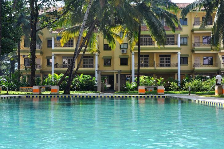 Pool - New In Colva, Goa - Half The Price Of  Hotels - Colva - rentals