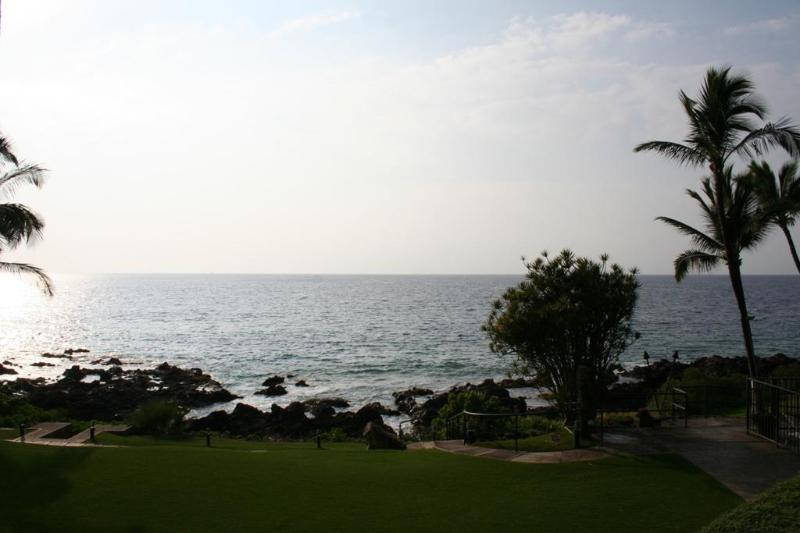 View from your private lanai - KS205 Spectacular Oceanfront Avail May 27-Jun 6!!! - Kihei - rentals