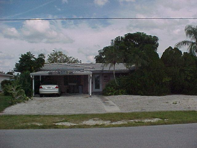 Street View - S.W. Florida Waterfront Home, dock,close to beach - Port Charlotte - rentals