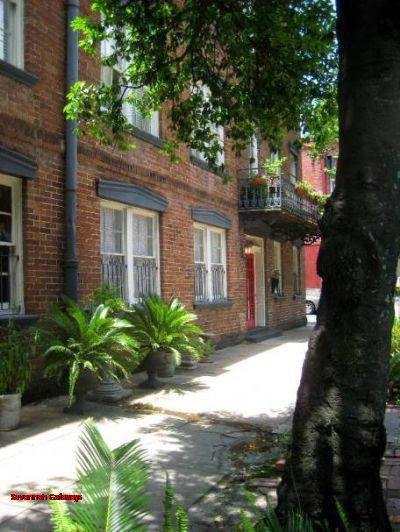 1071: Haywood House - Image 1 - Savannah - rentals