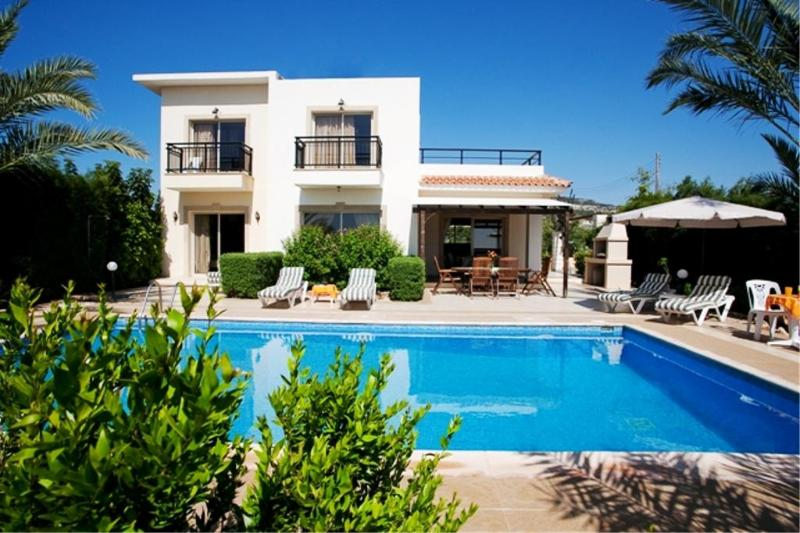 Villa Valia - Villa Valia - Luxurious,Sea Views,Private Pool,BBQ - Coral Bay - rentals