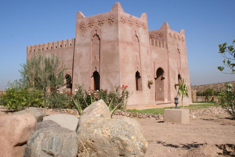 Tigmin Zaraba - Exclusive use of traditional Kasbah with pool - Marrakech - rentals