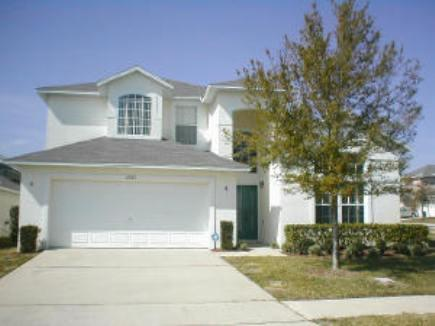 front of the villa - Oak Island Dream Beautiful Villa Close to Disney - Kissimmee - rentals