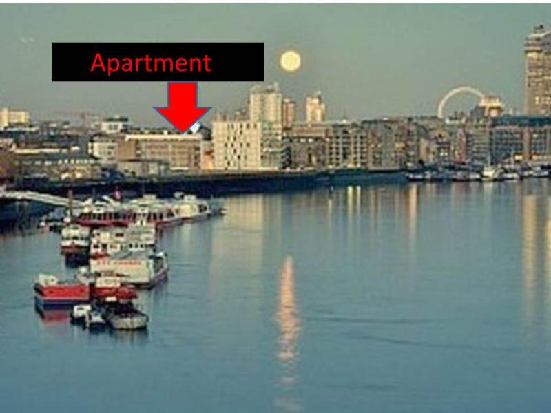 The Southbank River Path Location - River View + Balcony at Tower Bridge ! - London - rentals