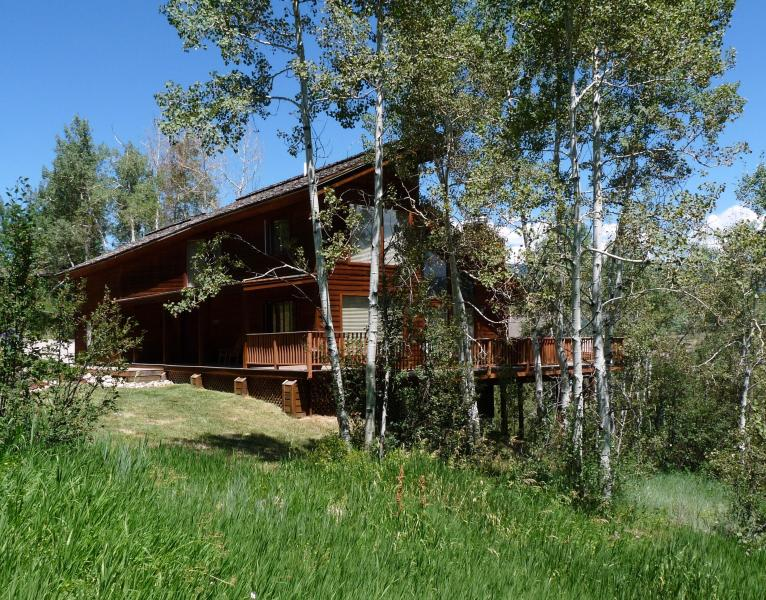 Mtn. Views, Aspens, Huge Deck - Top Rated - Spectacular Views  Close to Everything - Steamboat Springs - rentals
