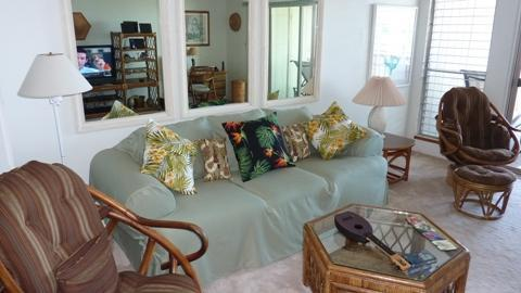 Tropically Furnished Comfy - Oceanfront-Tropically Furnished Condo-Comfy-SALE - Kaunakakai - rentals
