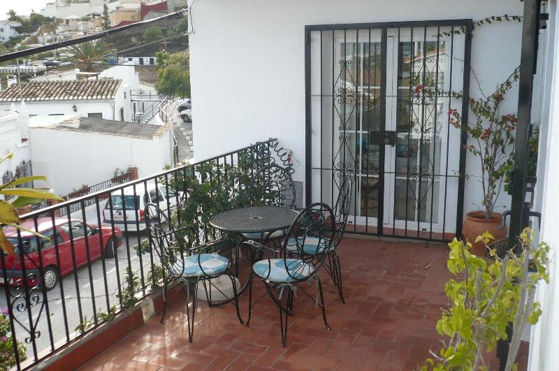 Bottom terrace - Villa Caritas - Nerja - rentals