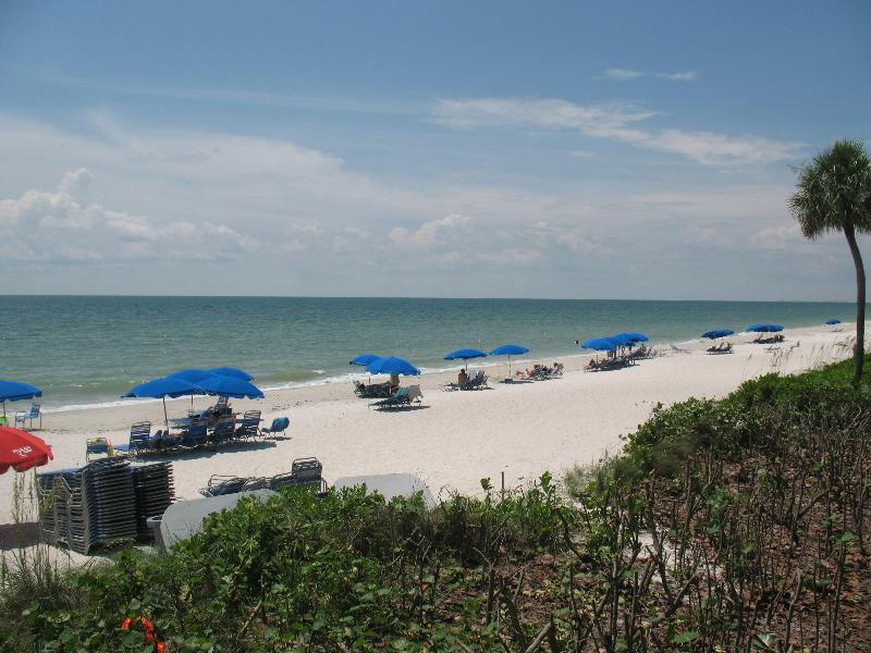 Private beach for Pelican Bay residents - Luxurious Pelican Bay Coach Home - Naples - rentals