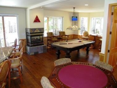 Large Game Room!!! - Spectacular New Home with Large Bar and Game Room! - South Lake Tahoe - rentals