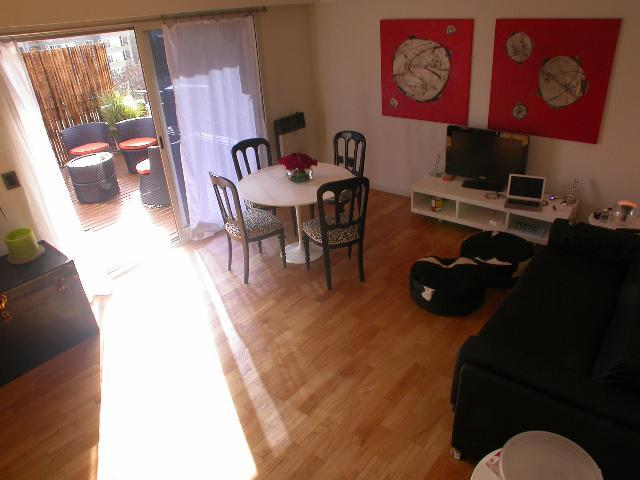 Great APT for 3 w/ beautiful terrace in Palermo!! - Image 1 - Buenos Aires - rentals