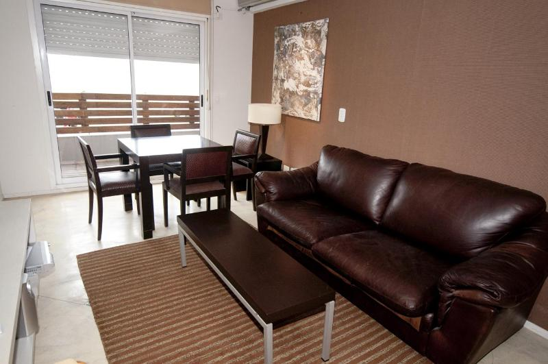Comfortable One BR APt balcony + Parking + Pool - Image 1 - Buenos Aires - rentals