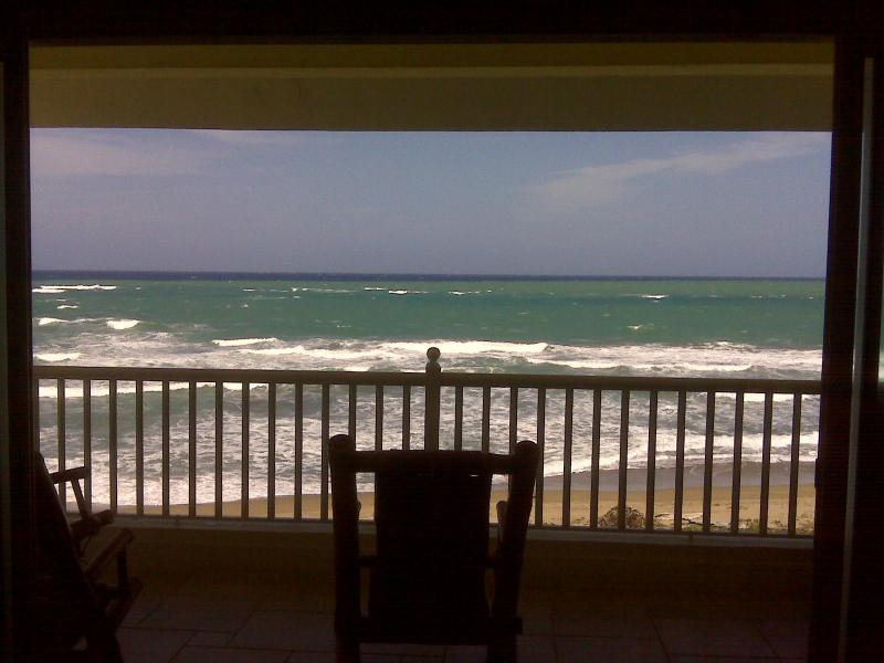 Serenity Awaits You - 2BR Ocean Front - A Piece of Paradise in Cabarete - Cabarete - rentals