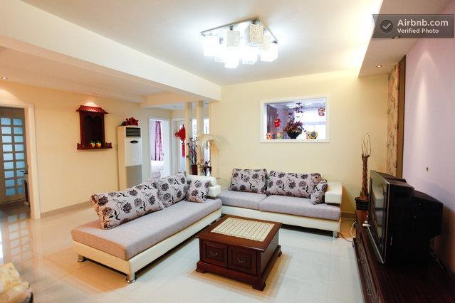 2 bedroom apartment by metro in central Shanghai - Image 1 - Shanghai - rentals
