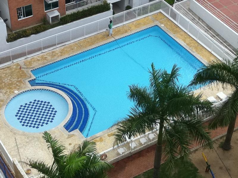Pool for kids and adults - Elegant Penthouse, The Best Place to Stay - Barranquilla - rentals