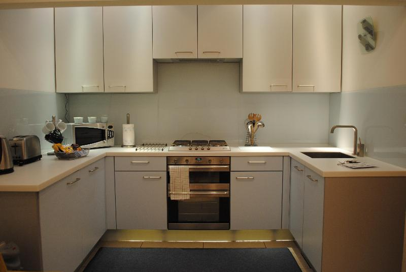 Luxury kitchen - Marionville Apartment - Edinburgh - rentals
