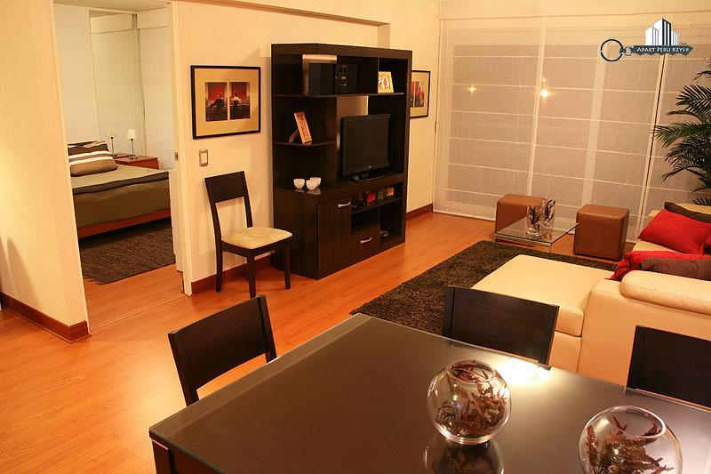 Heart of Miraflores, Lima - Peru, 1 Bedroom unit . - Image 1 - Lima - rentals
