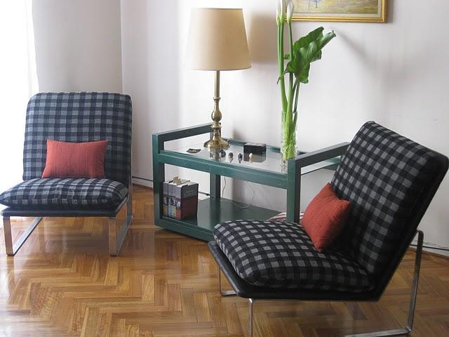 The living room - Cosy, central apartment in the heart of BsAs - Buenos Aires - rentals
