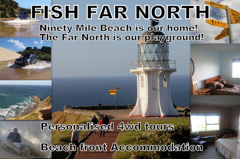 90 Mile Beach - Beachfront 2 self contained units - Image 1 - Northland - rentals