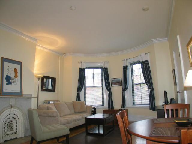 living room - Best location  Boston's South End by Copley Square - Boston - rentals