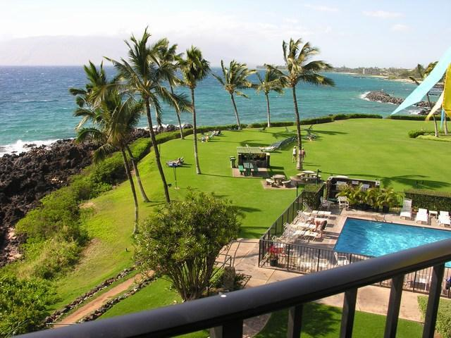 KS402 - Closest to the ocean! 2 sofabeds in L/R!! - Image 1 - Kihei - rentals