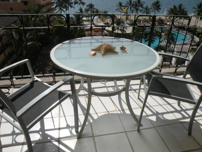 Relaxing Private Balcony - Casa de Manana ~ View Condo in Sea River Tower - Puerto Vallarta - rentals