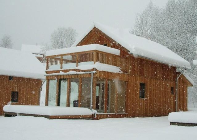Paal 144a in the winter - Paal 144a, Austrian  Ski Chalet with Sauna - Murau - rentals