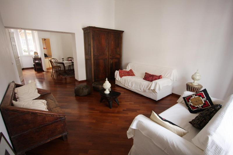 living - Colosseo Laterani (WIFI) - Rome - rentals