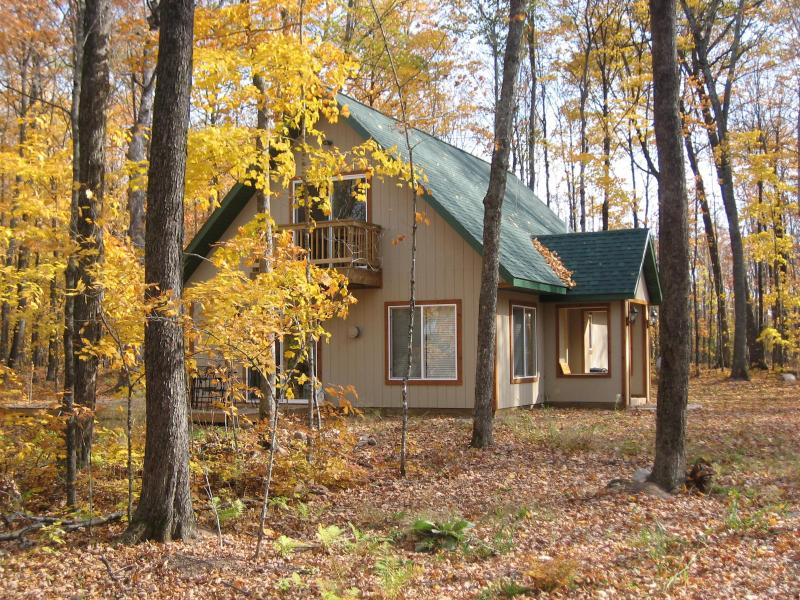 Quaint but NOT Rustic Cottage in the Woods - Adorable Cottage in the Woods - Lake View - Hayward - rentals