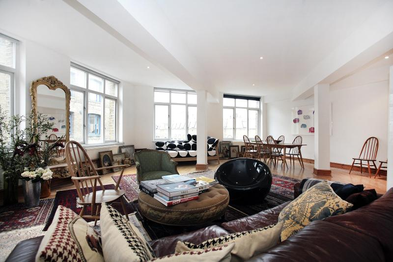 Big space, big windows, big light! - Spacious loft in heart of trendy Shoreditch for 3 - London - rentals