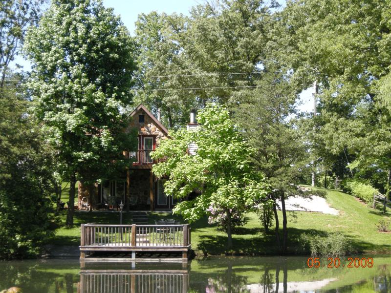 The Ginger Chalet - Image 1 - Monticello - rentals