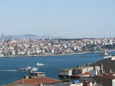 Taksim Apartment with a Sea View - Image 1 - Istanbul - rentals