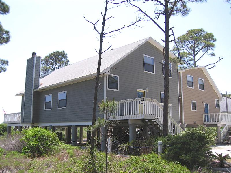Chill Out is a spacious, professionally decorated beach front home - Gulf Front! Best Deal on theCape - Save $300 Now! - Cape San Blas - rentals