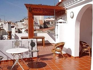 Roof Terrace - Very large house in Lanjaron, Granada - Lanjaron - rentals