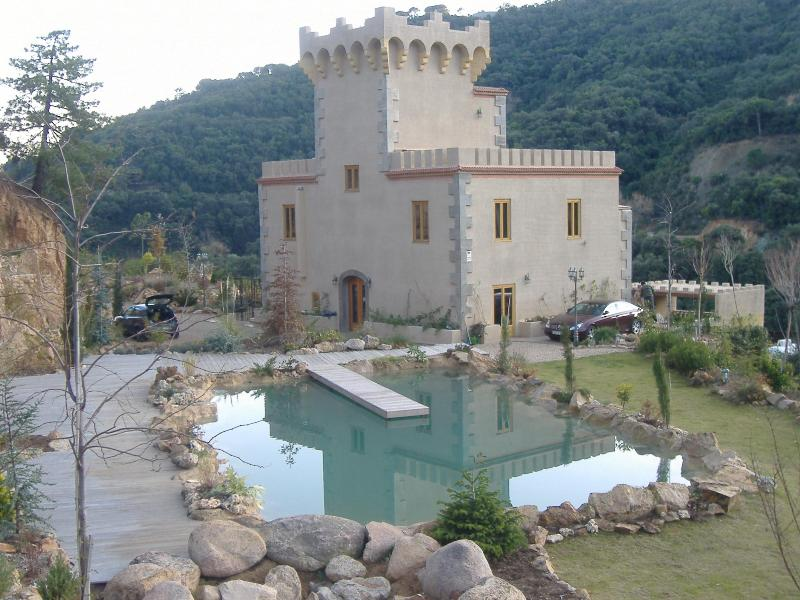 Villa with natural rock swimming pool - Exclusive villa on the coast with superb sea views - Tossa de Mar - rentals