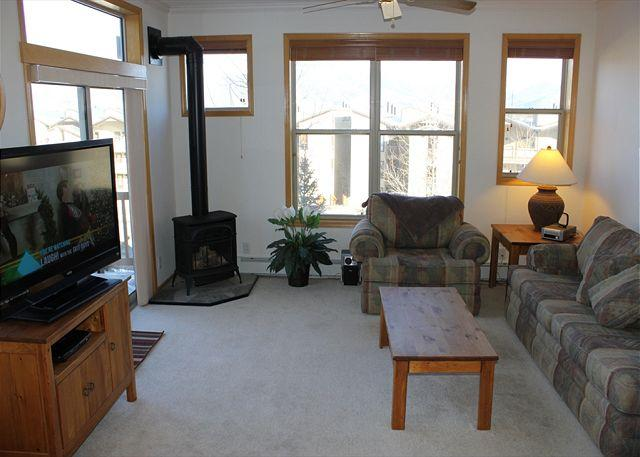 SDR407 Inviting Townhouse w/Private Hot Tub, Wifi, Private Laundry, Garage - Image 1 - Silverthorne - rentals