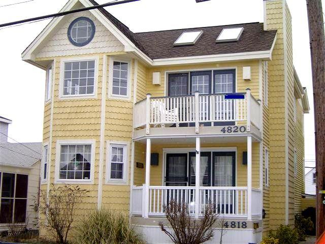 Beautiful 2nd Floor Duplex - Ocean City, NJ - Image 1 - Ocean City - rentals