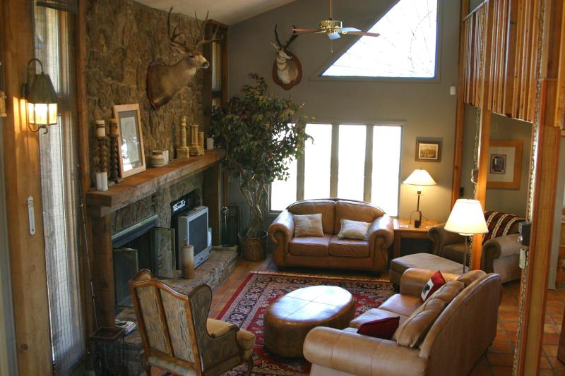 The McBride House - Image 1 - Ruidoso - rentals