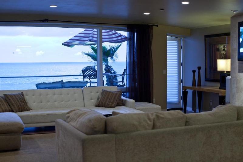 Panoramic Ocean Views from Great Room - Large Vacation Beach House - Oceanside, Califormia - Oceanside - rentals