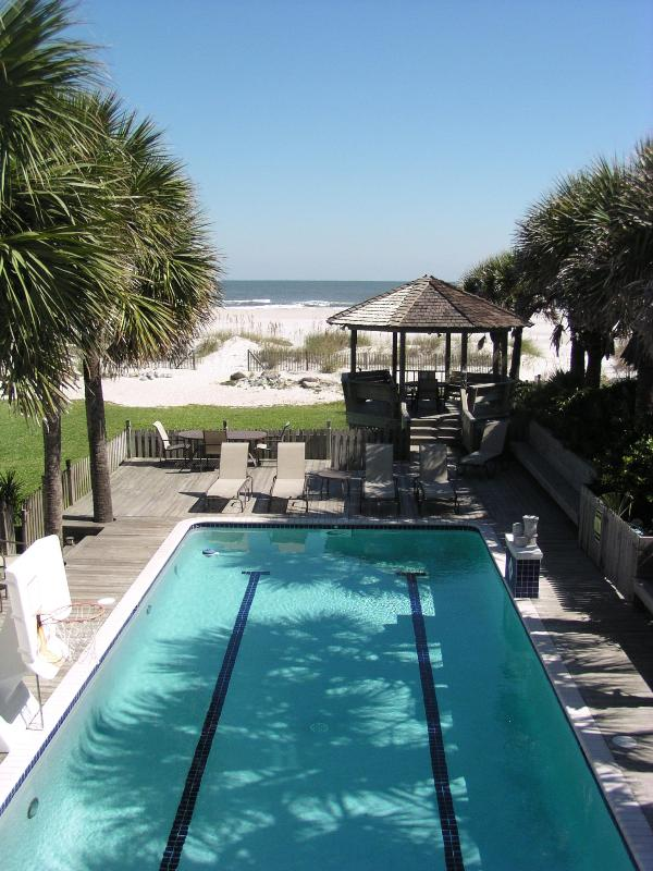 Beautiful Beachfront Home with Private Pool, Spa - Image 1 - Saint Augustine Beach - rentals