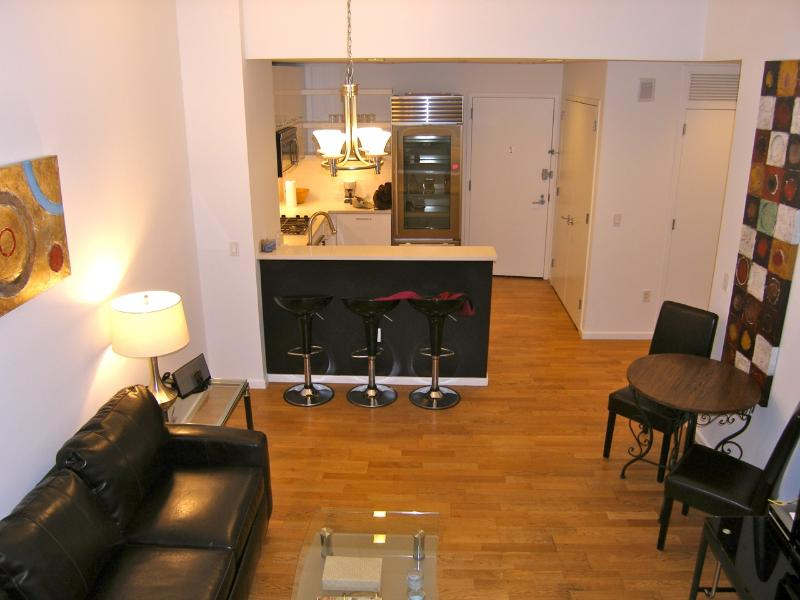 Beuatiful and modern unit by TIMES SQUARE - MIDTOWN NYC LUX APT WITH TERRACE FANTASTIC VIEWS - New York City - rentals