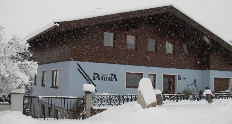 The Chalet - Apartment Chalet Anna - a spacious s/c apartment - Uttendorf - rentals