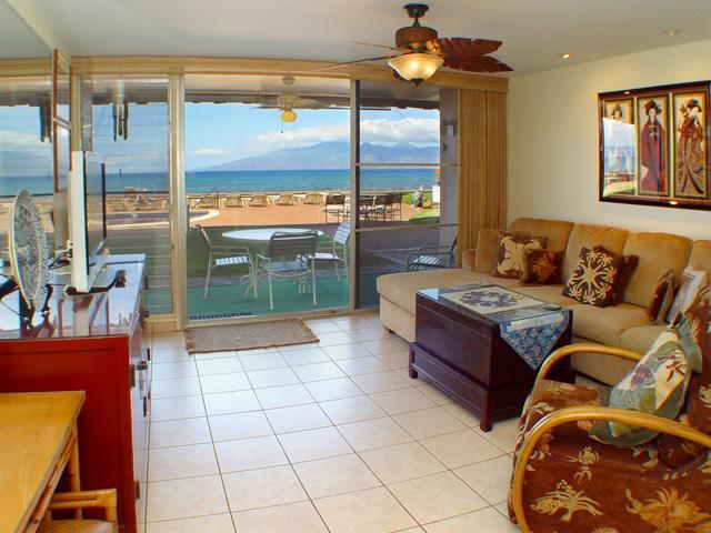 Oceanfront View from your Unit! - Kulakane - Lahaina - rentals
