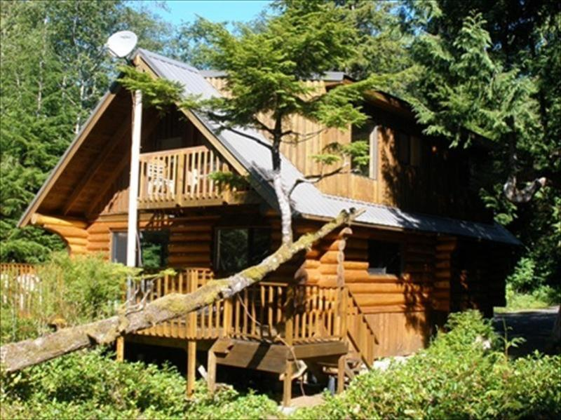 Main Home - Limberlost Lodge - Queen Charlotte Islands - rentals