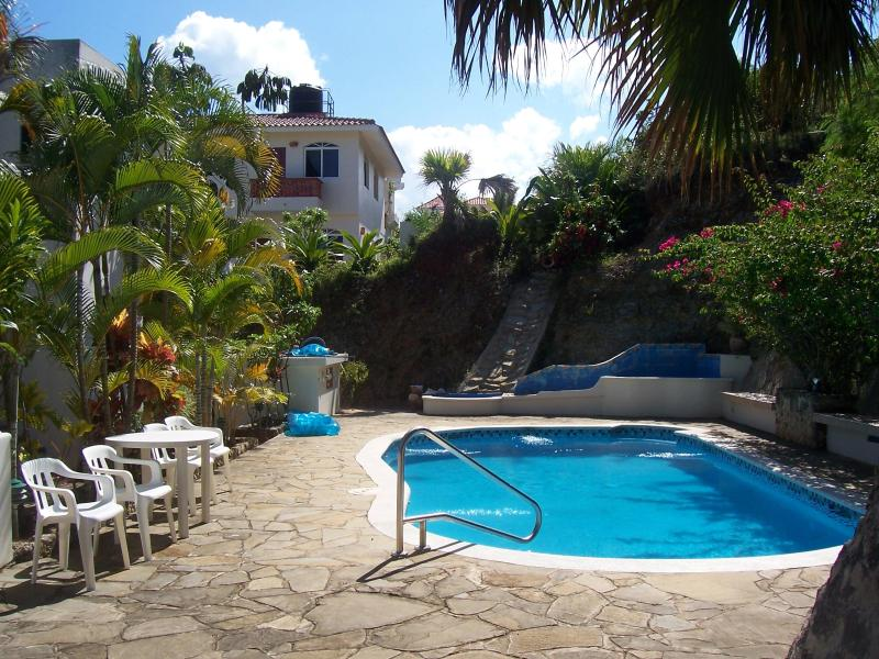 Pool - Fully Staffed Villa overlooking Cofresi Beach, DR - Puerto Plata - rentals
