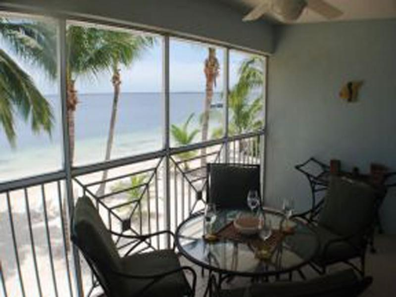 Dining on Porch! - Grand Cayman Haven...Romantic Beach Getaway! - Rum Point - rentals
