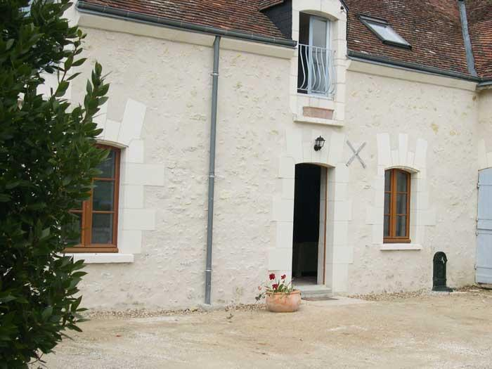 La Chouette: Lovely 18th century gite with pool. - Image 1 - Loire Valley - rentals