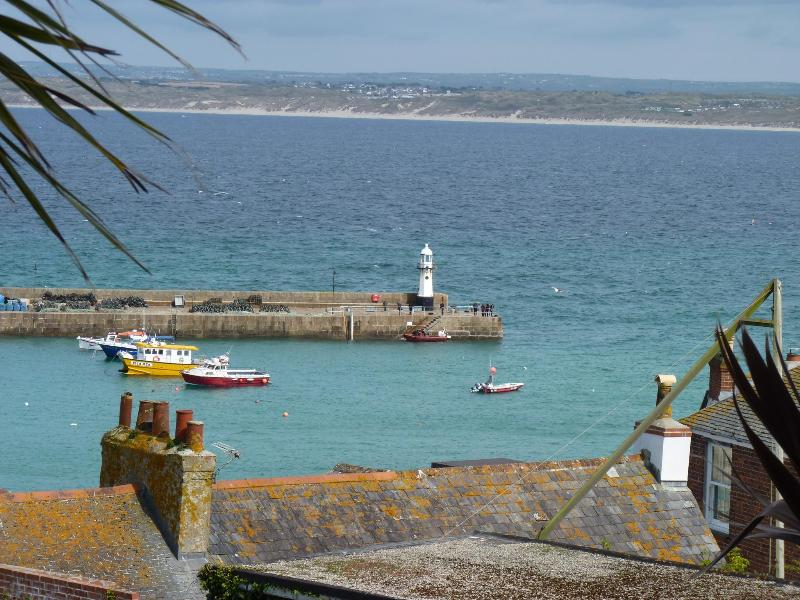 The harbour view from Barnoon - The Barnoon Flat - Saint Ives - rentals